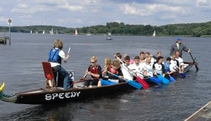 Bild Drachenbootrennen 2015