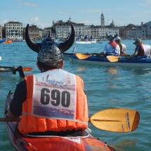 Vogalonga 2016- 18: PC Wiking am Start zum großen Wassersport-Ereignis ...
