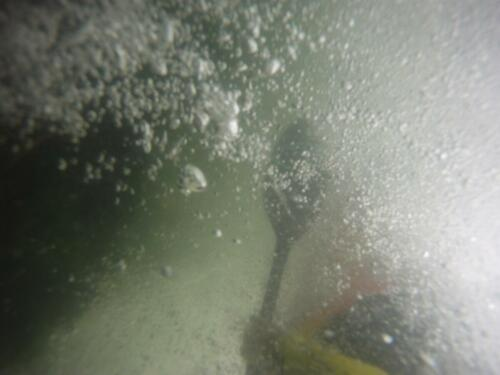 Hildesheim aus der Unterwasserperspektive