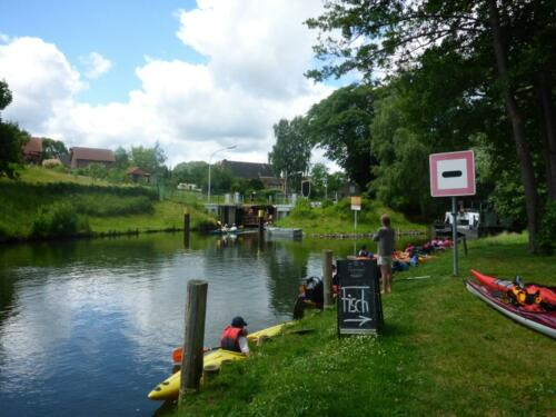 5 Fahrt zur Mecklenburger Seenplatte 2013