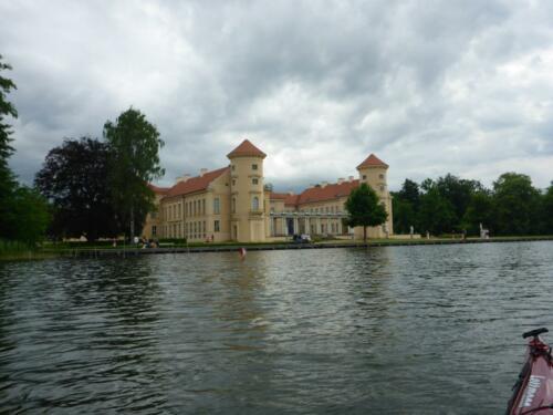 16 Fahrt zur Mecklenburger Seenplatte 2013